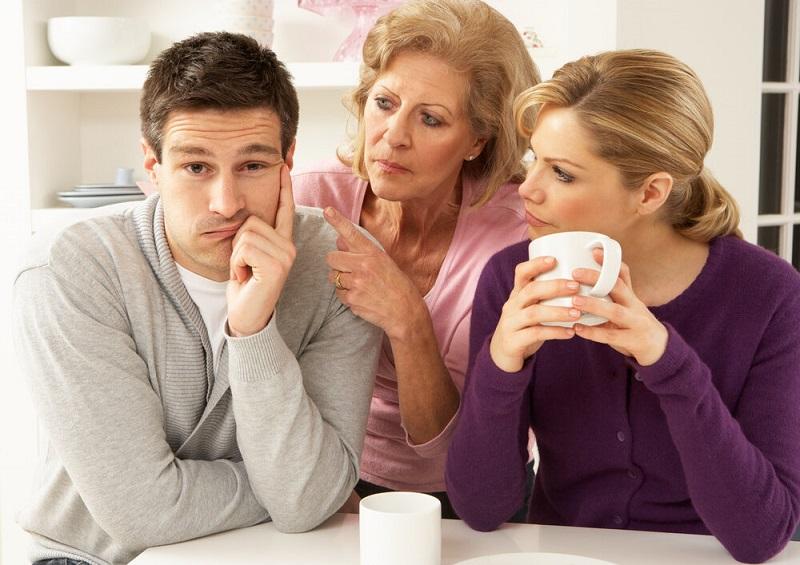 Нелюбовь к родственникам
