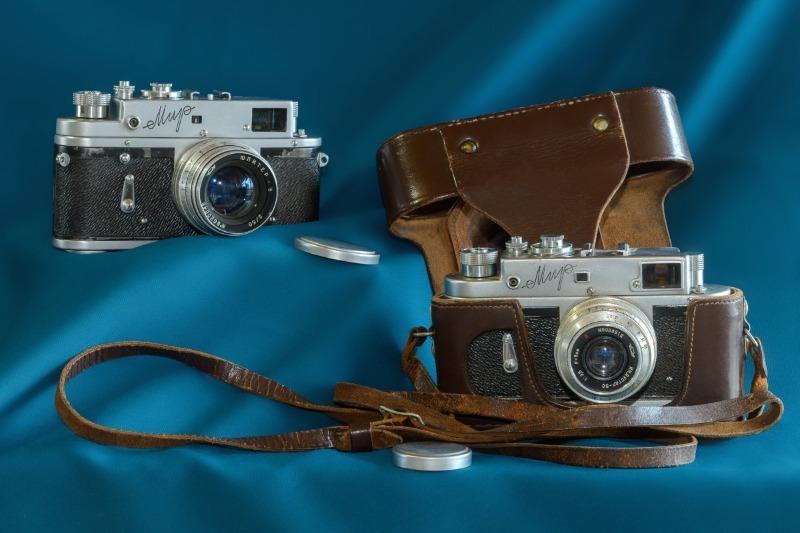 хорошие снимки на пленочный фотоаппарат того
