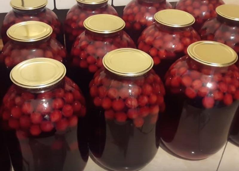 Куда деть два ведра вишни: 7 отличных рецептов