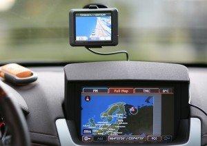 автомобильный навигатор